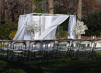 PEJEvents Canopy/ Huppa