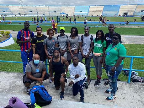 Team-Guyana-in-Ecuador-ready-for-action-