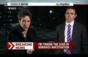 Peter Krause Rachel Maddow MSNBC