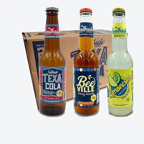Southside Craft Soda Mix Pack