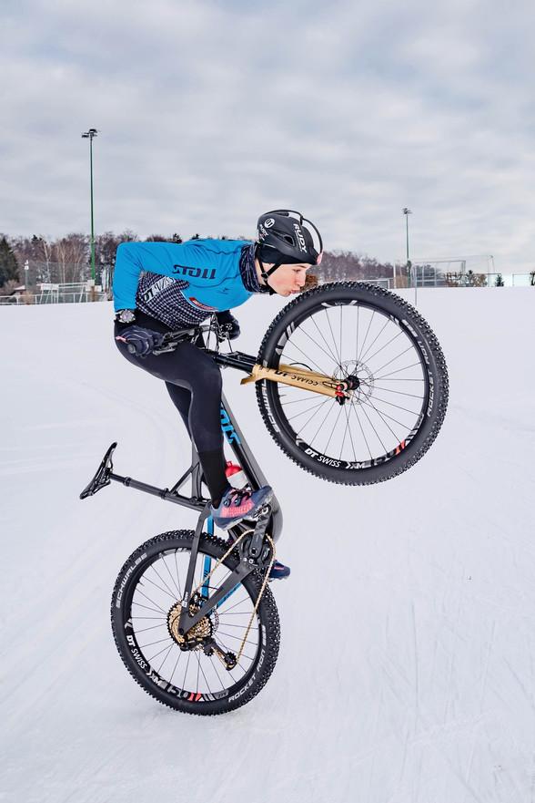 Joris Ryf, Swiss MTB Pro Team