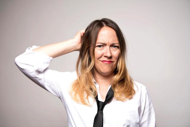 Lisa Catena, Satirikerin/Autorin, Gewinnerin Deutscher Kabarettpreis 2019
