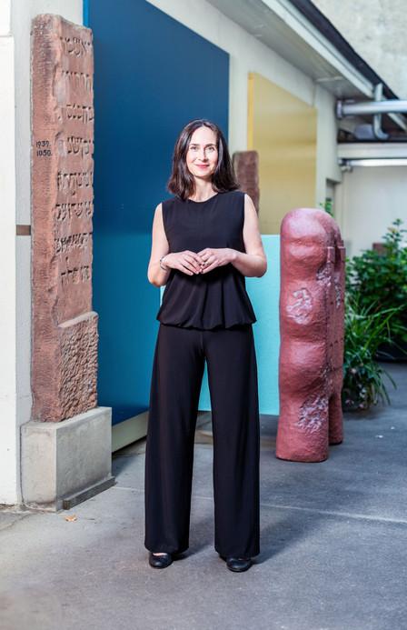 Naomi Lubrich, Direktorin Jüdisches Museum der Schweiz