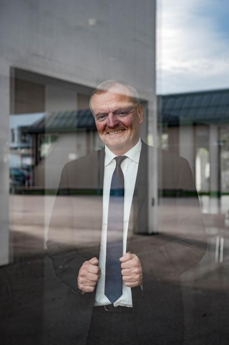 Prof. Manfred Spitzer, ärztlicher Direktor der Psychiatrischen Universitätsklinik Ulm