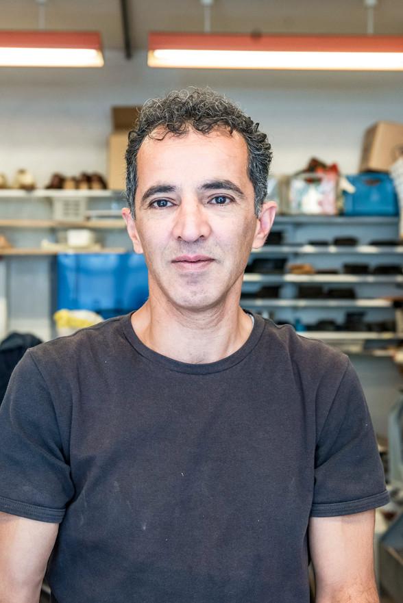 Simon Jakob, Schuhmacher