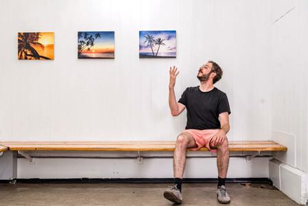 Francisco Sierra, Maler/Künstler