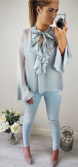 Orla Silk Blouse