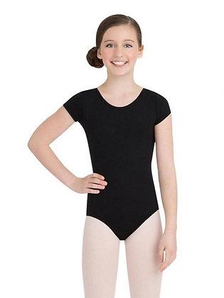 Short Sleeve Leotard | Child