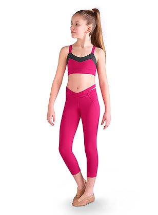 BLOCH - CROSS OVER 7/8 LEGGING