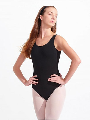 Tank Leotard with Jazz Leg Line