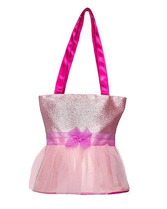 Tutu Cute Tote – Sparkly Pink