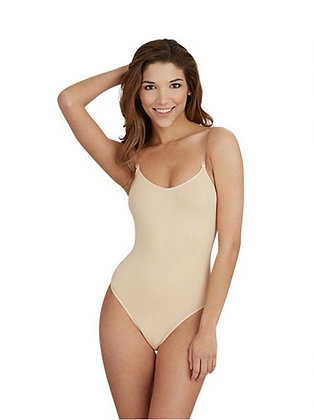 Camisole Leotard with Clear Transition Straps