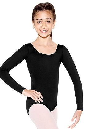 Cami Long Sleeve Leotard | Child