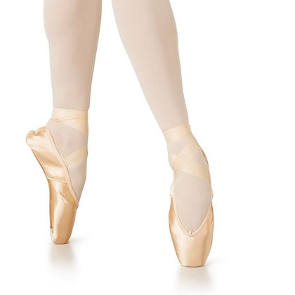 Swan Soft Pointe Shoe