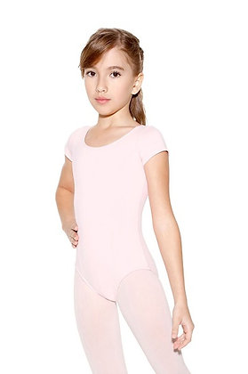 Trissie Short Sleeve Leotard | Child