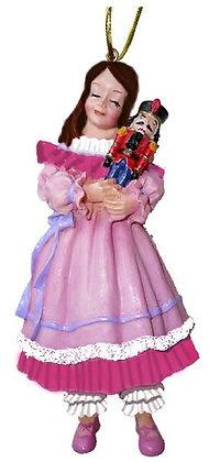 Dreaming Clara Ornament