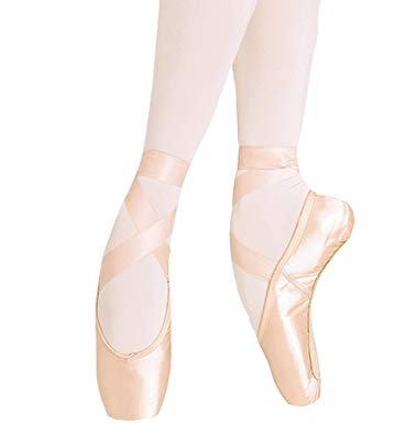 European Balance Pointe Shoe