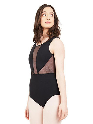 Cosmos V Back Tank Leotard