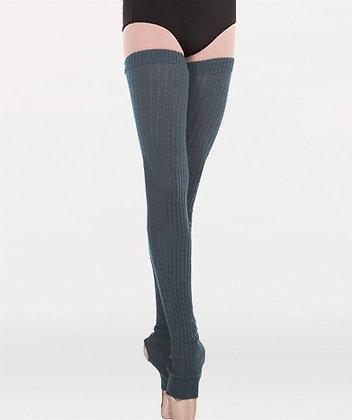 "48"" Extra-Long Stirrup Leg/Thigh Warmers"