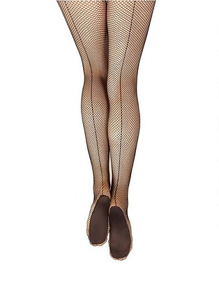 Professional Fishnet Tight with Seams | 3400A