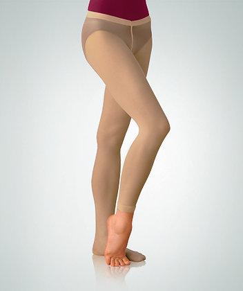 TotalSTRETCH® Low Rise Convertible Tights | A34