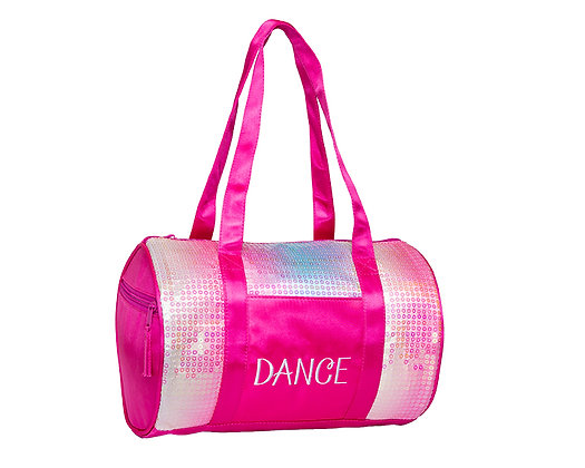 Sequins Duffel – Iridescent