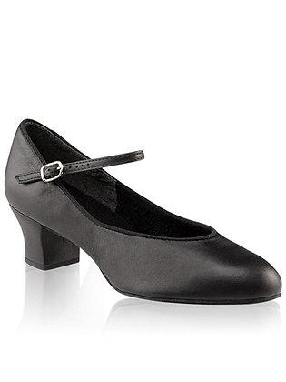 Suede Jr. Footlight Character Shoe
