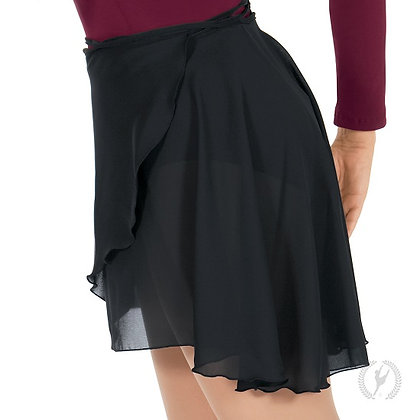 Hi-Lo Wrap Skirt