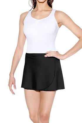 Adult Microfiber Wrap Skirt