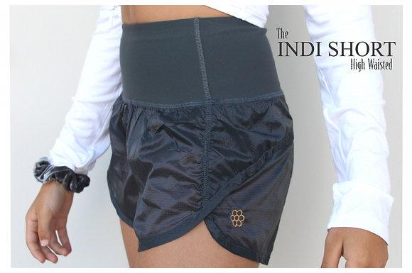 INDI SHORT (HIGH WAISTED)