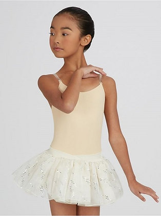 Camisole Leotard with Clear Transition Straps | Child