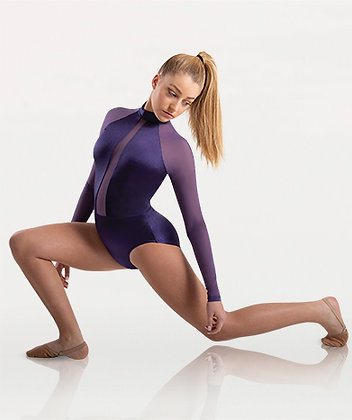 Satin Leotard