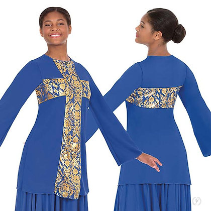 Womens Revival Collection Loose Fit Praise Tunic