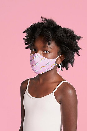 B-Safe Childrens Print Lanyard Face Mask