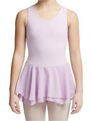 Double Layer Skirt Tank Dress | Child
