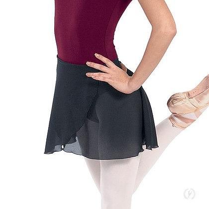 """14"""" Chiffon Wrap Skirt"""