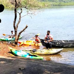Kayaking Expedition Tasks