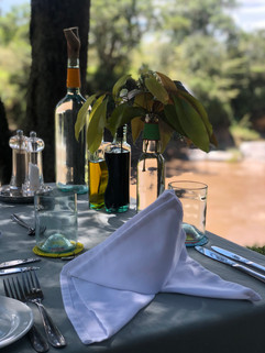 River Lunch