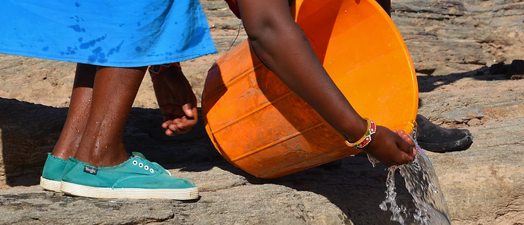 Empower women through this water project