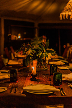 Emboo River Chef's Table dinner