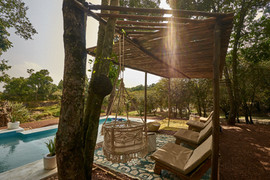 Emboo River swimming pool