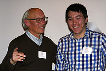 Stephen Wong Wins $250 Prize at December Pitch-Off!