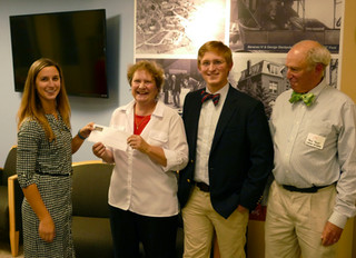 Cathy Billings Wins $250 Prize at October 21Pitch-Off!