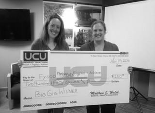 "Maddie Purcell of ""Fyood Kitchen"" Wins Nov. Big Gig!"