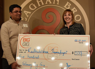 Electronic Stethoscope Wins February Pitch-Off!