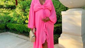 On Wedding Days We Wear Pink!