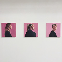 Sister Triptych