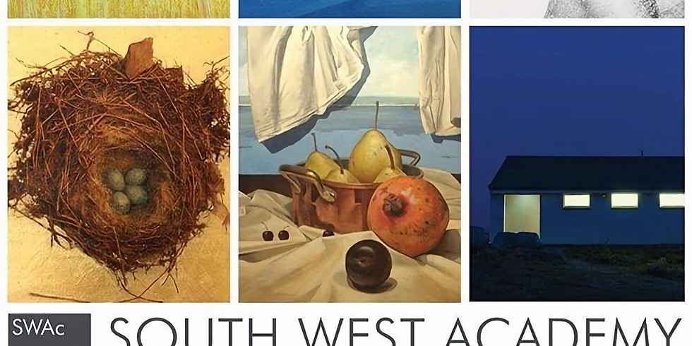 South West Academy Open Exhibition 2018