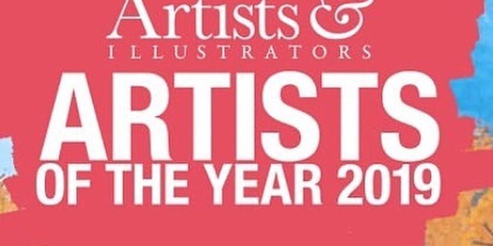 Artist and Illustrators Artist of the Year Award 2019