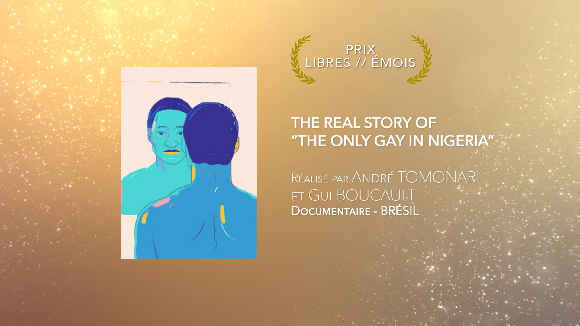 THE REAL STORY OF THE ONLY GAY IN NIGERI